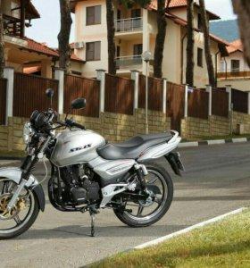 Мотоцикл Delta200