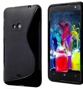 Чехлы Lumia 625
