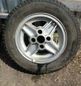 Шины диски литые форд.