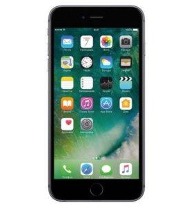 iPhone 6s 16GB серый космос в идеале