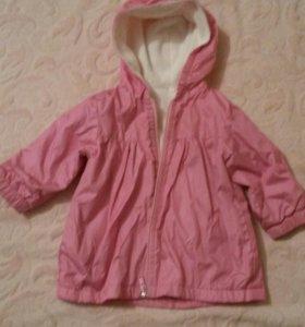 Детская куртка весеняя