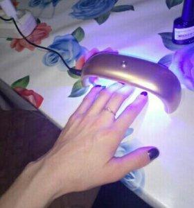 led лампа 9 ватт