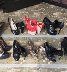 Распродажа обуви 38-38,5