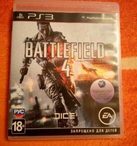 Battlefield 4 (sony playstation 3)