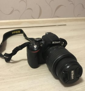 Фотоаппарат Nicon D3200