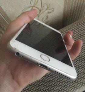 Продам iPhone 6 s plus