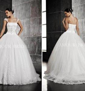Свадебное платье Amour Bridal (Испания)