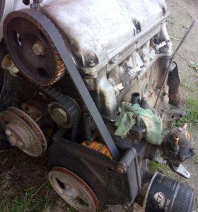 Мотор ВАЗ 2107 ремневой
