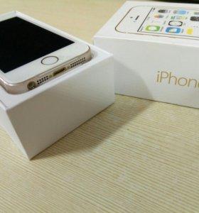 iPhone 5s 32Gb Gold новый
