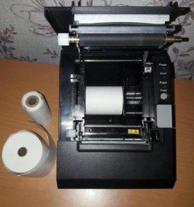 Чекопечатающая машина. Mercury
