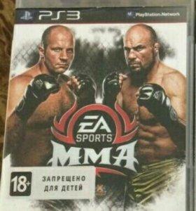 MMA 4 (sony playstation 3)