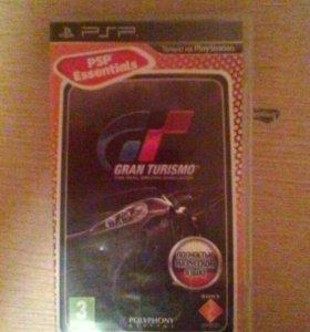 Игра Gran Turismo на psp