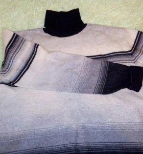 Новый ангоровый свитер