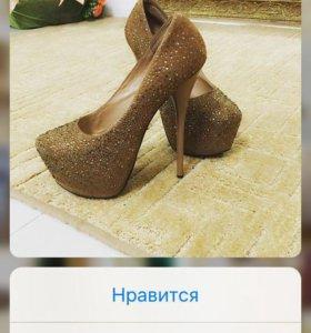Туфли labuten