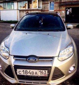 Ford Focus 3. 2.0 литра 150л.с.
