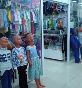 Маникены детские