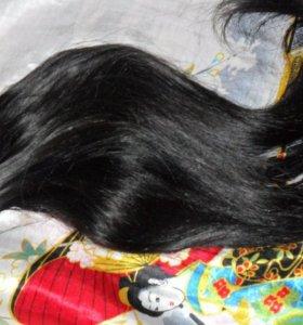 Волосы ,славянка