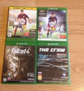 Игры для консоли Xbox one