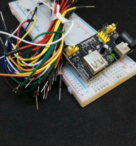 Набор для макетирования электросхем