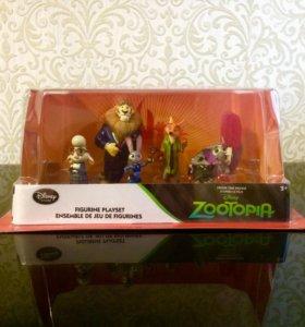 Игровой набор Зоотопия / Зверополис Disney