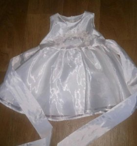 Пышное платье 👗 для красотки