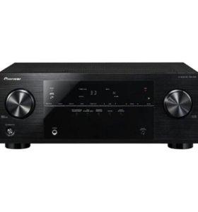 Комплект AV-ресивер PIONEER VSX-422к+колонки JVC