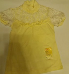 Новая блузка 128