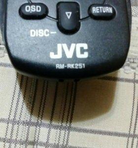 Пуль для магнитолы JVC rm-rk251