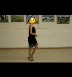 Тренировочное платье латина