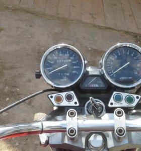 Мотоцикл Yamaha xjr400 93г