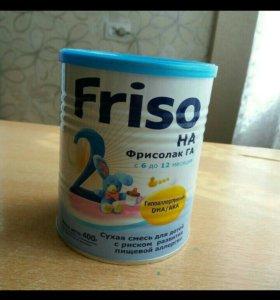 Молочная смест friso 2 гиппоалергенный