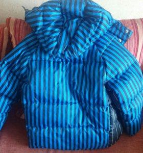 Куртки на мальчика (зима)