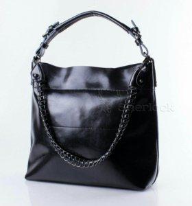 Новая женская сумка из натуральной кожи