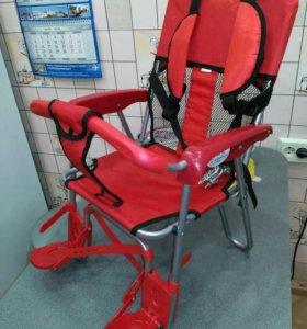 Велокресло(Сиденье на багажник велосипеда)