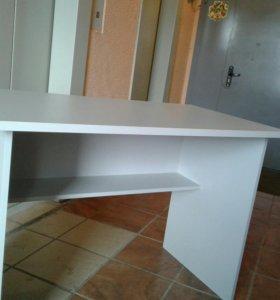 Новый письменный стол