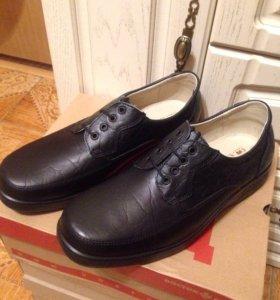 Новые ботинки NordKraft