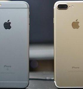 Улетный iPhone 7+$5/6s Новый