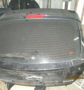 Крышка багажника шеароле круз хечбеш