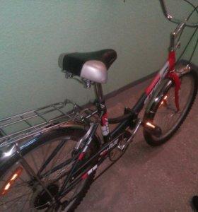 Велосипед складной STELS PILOT 750.