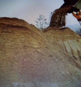 Песок строительный можайск