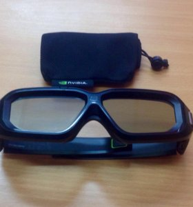 Очки 3D Vision 2