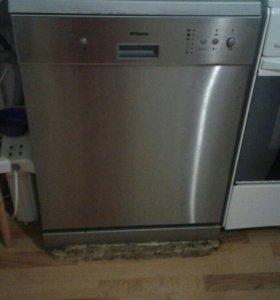 Посудомоечная машина, Hansa. Б.у. 3 года рабочая