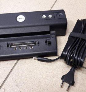 станция и зарядка к ноутбуку Dell