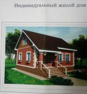 Проект дома эконом
