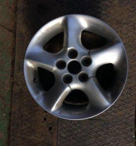 Диски 5 114.3 15 радиус Mazda 3