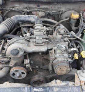 Subaru Legacy двигатель EJ22