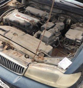 Kia Clarus двигатель 1.8 в сборе