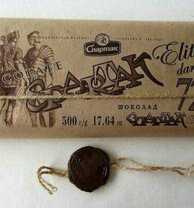 "Настоящий шоколад ""Спартак"" 500гр"