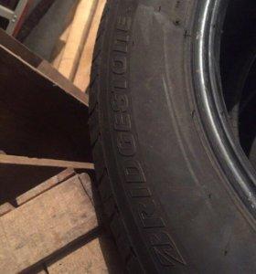 Летние шины Bridgestone Turanza T001 225/55 R16