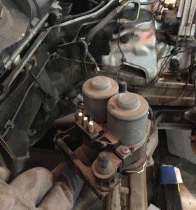 Клапан печки Mercedes w210